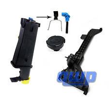 Coolant Expansion Tank Bottle Reservoir +Mounting Plate Bracket  +Cap +Sensor