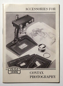 Zeiss-Ikon-Accessory-Catalog-Original-1955