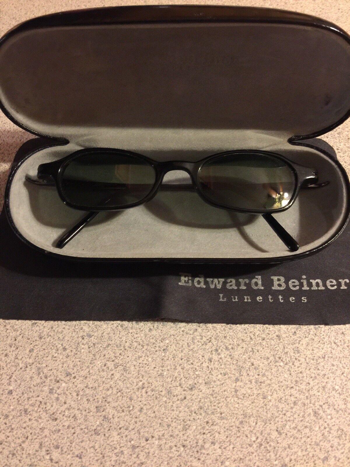 EDWARD BEINER NOS EB-085 BLK 46-19 140 CE MADE IN JAPAN With CASE.