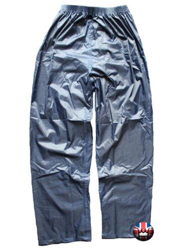 WWK Mens//Kids Waterproof Over Trouser rain fishing work storm legging Pants