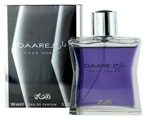 New Rasasi Daarej Pour Homme Eau De Parfum For Men With Free