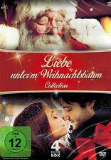 DVD NEU/OVP - Liebe unterm Weihnachtsbaum Collection - 4 Filme Box