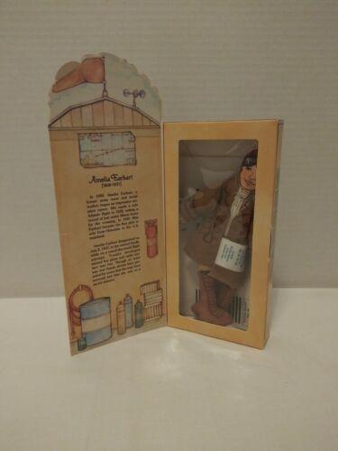 """Vintage 1979 Hallmark /""""Famous Americans/"""" Series 1 Amelia Earhart Doll"""