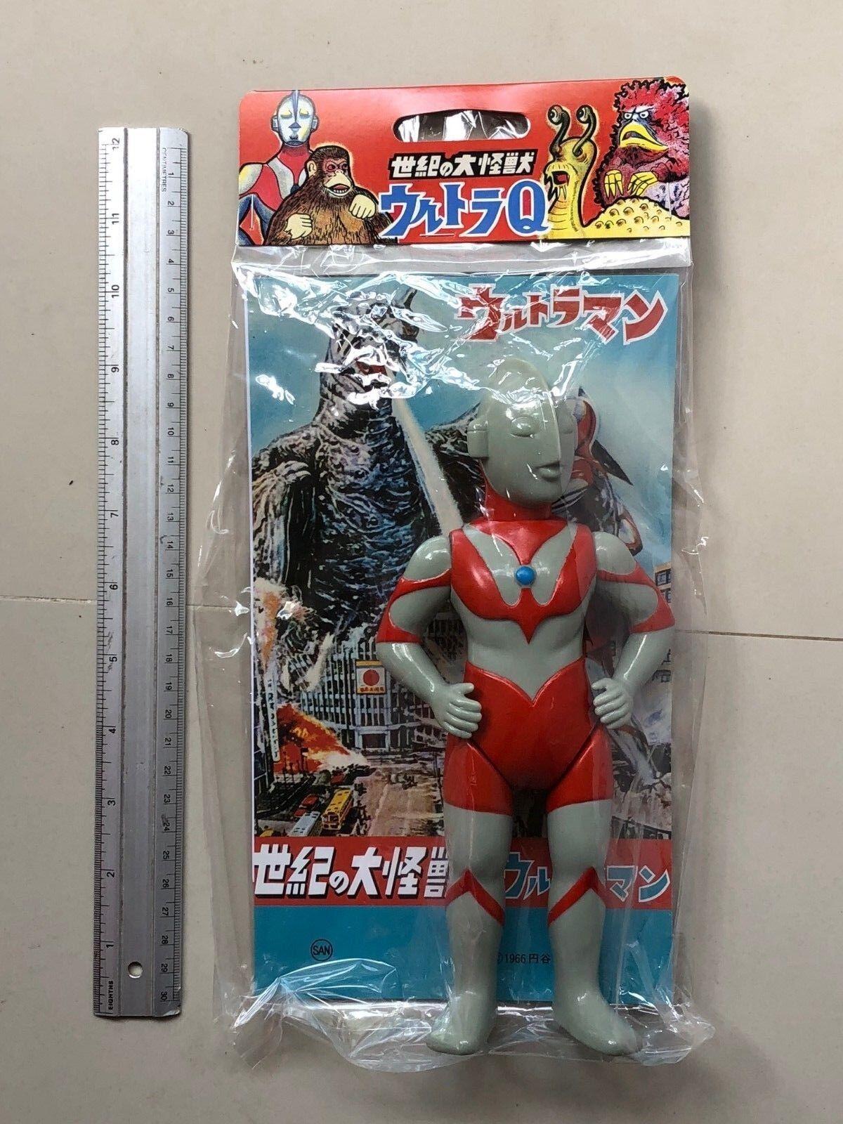 Marusan Ultraman 350 années 1960 IMAGE 1st Ver. M1 Figure Sofubi Soft Vinyl Toy Sofvi