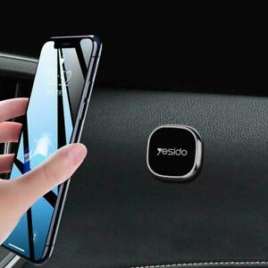 Mini-Strip-Shape-Magnetic-Car-Phone-Holder-Stand-For-Phone-Silver-Mount-Mag-H2Q8