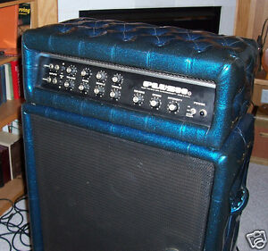 1970's Plush PRB 1000 S tube amp Head Very clean amplifier all original