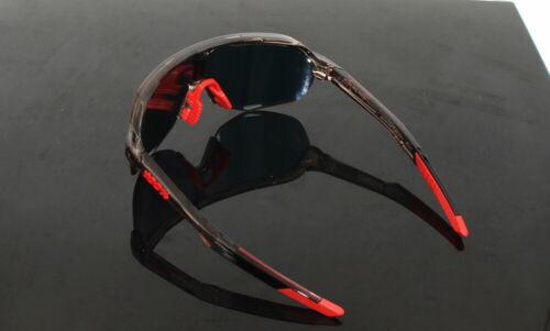 100/% S2 Fahrradbrille Trap Sport Brille Polarisiert Speedcraft Radbrillen 3Stück