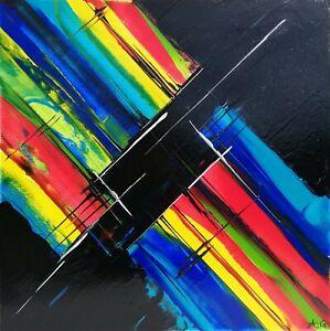 Tableau-abstrait-contemporain-50-x-50-cm-Original-signe-A-G
