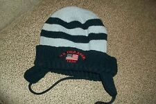 U.S. Polo Assn INFANT Grey Black  Winter Cold Hat