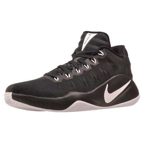 844363 001 Sizes 9-13 Black//Whit Men/'s Nike Hyperdunk 2016 Low Basketball Shoes