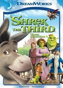 Shrek The Third Dvd 2007 For Sale Online Ebay