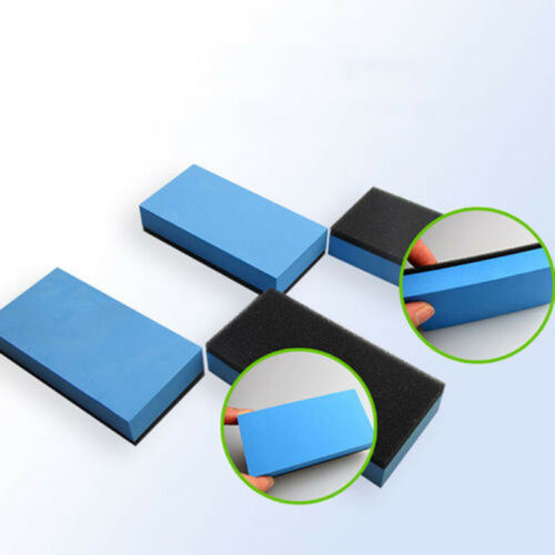 Car Ceramic Coating Cleaning Sponge Nano Applicator Polishing Pads  High Quality