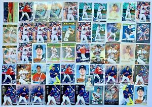 KYLE TUCKER Rookie Gold Parallel SP Foil Rated Rookie Insert RC Card LOT