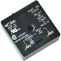 Icm101 Delay-on-make Timer With 5-minute Fixed Delay, 18-30 Vac