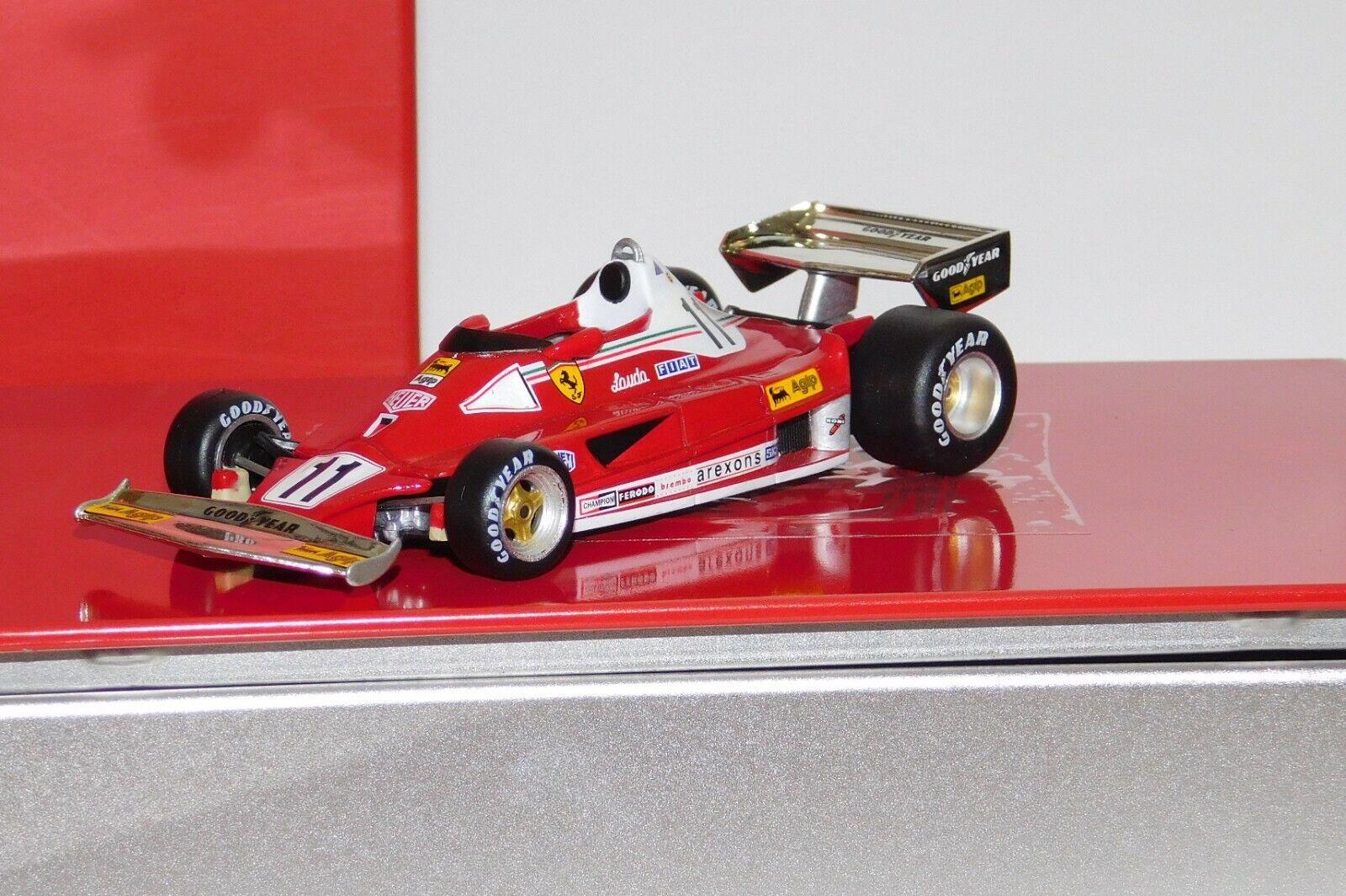 Ferrari 312 T2  11 N. Lauda ganador alemán Grand Prix 1977 la storia IXO SF19 77 1 43