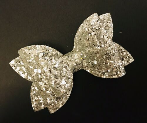 PLASTIC HAIR BOW TEMPLATE  3.5 INCH SAZZY