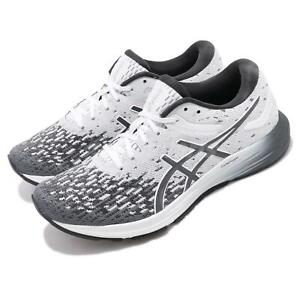 Details about Asics Dynaflyte 4 White Grey FlyteFoam Womens Running Shoes 1012A465 100