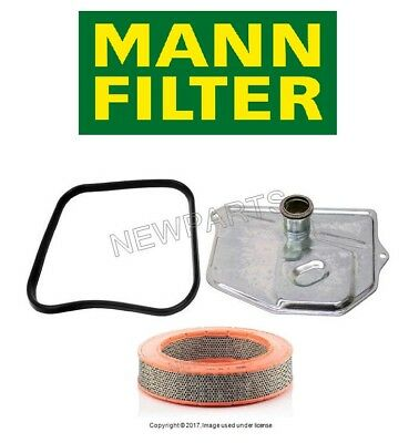 Mercedes R107 W108 W109 W116 MANN OEM Air Filter 0010942704 C 36 157