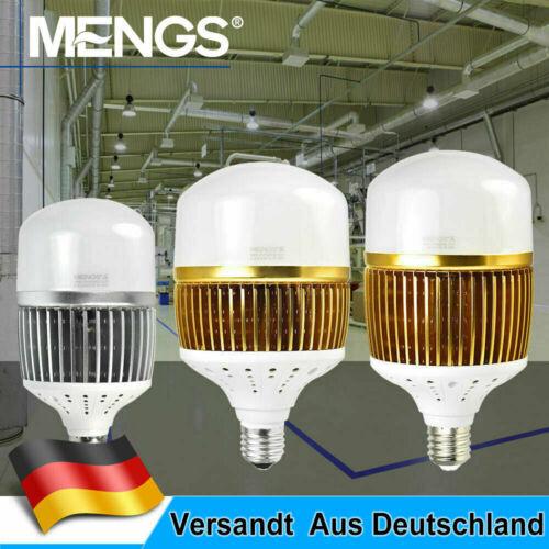 E27 Hohen Lumen Lampe LED Globus Lampe CL-Q50W//Q100W//Q150W Warm//Neutral//Kaltweiß