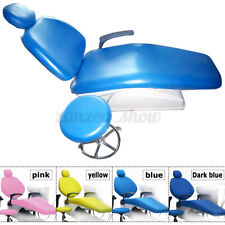 4 Pcsset Dental Pu Leather Unit Dental Chair Seat Cover Chair Cover Waterproo