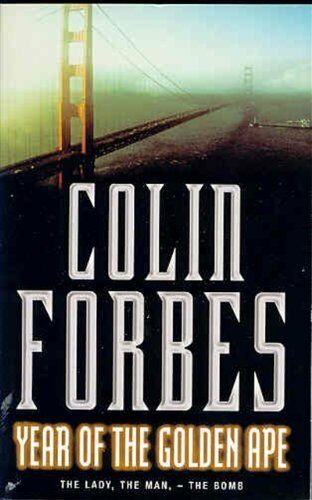 Year of the Golden Ape,Colin Forbes