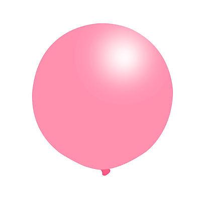 90cm Giant Jumbo Balloon Latex Balloons Large Circular Birthday Wedding Party De