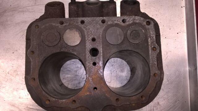 Wisconsin VH4D Engine Cylinder Block Jug AA98 bobcat 610