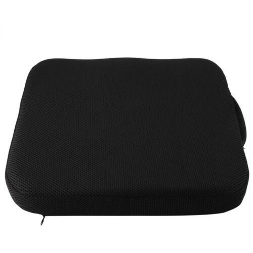 Chair Cushion Memory Foam Cushion Black Foam Cushion Office for Home