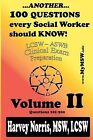 Another 100 Questions Every Social Worker Should Know!: Volume II by Harvey Norris (Paperback / softback, 2012)