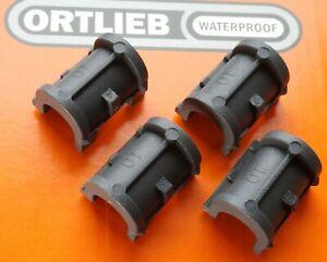 Torx Key Ortlieb QL1 Pannier Spares 2 x Rail Mounting Nuts /& Bolts 2 x Screws