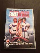 Baseketball (DVD, 2005) from the makers of southpark, region 2 uk dvd
