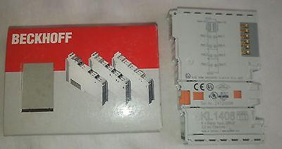 Beckhoff 8-Kanal-Digital-Eingangsklemmen 24 V DC KL1418