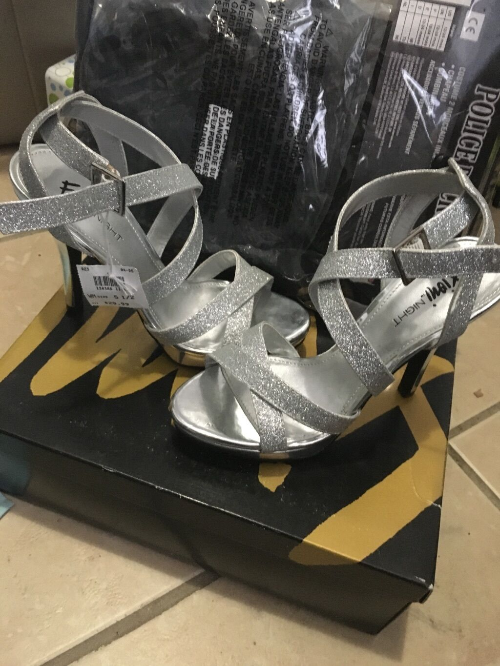 Men's/Women's Silver heels Diverse excellent new design excellent Diverse Export 10c531