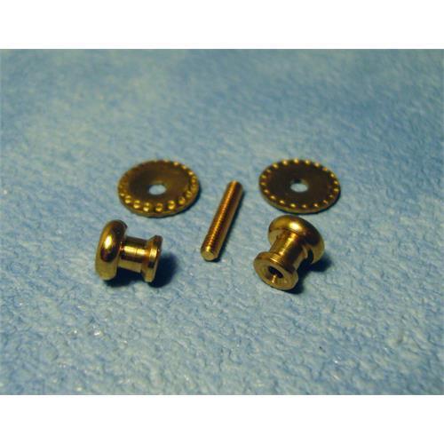 12A scala Perline doorknob Set per case di bambole diy607