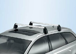 Genuine Audi A6 Avant Roof Bars 2006 Gt Ebay