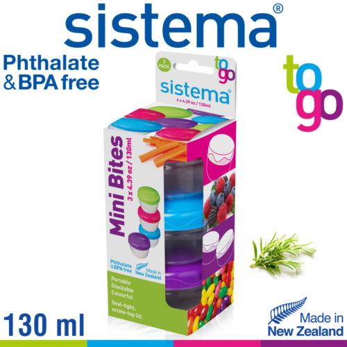 Sistema-Mini reality to Go 3er set