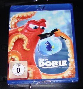 Findet Dorie Pixar Walt Disney Film blu ray Expédition Rapide Neuf & Ovp
