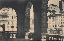 # FELTRE: PORTICO DEL TEATRO - 1922