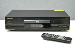 PIONEER-DV-505-CD-DVD-Player-mit-Fernbedienung-Top-Zustand