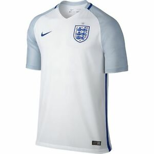 England Camiseta New 2018 Wc Nike Home Blue Soccer White Jersey World Cup ggr5q