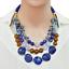 Charm-Fashion-Women-Jewelry-Pendant-Choker-Chunky-Statement-Chain-Bib-Necklace thumbnail 128