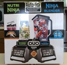 Nutri Ninja 72-Oz. Blender Duo with Auto IQ