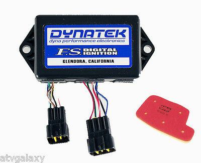 Dynatek Dyna FS Performance CDI Ignition Box Arctic Cat 650 V2 2004-2007