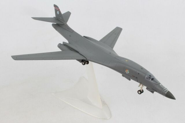 Air Force Rockwell b-1b Lancer-Kansas ANG-NUOVO Herpa 559263-1//200 U.S