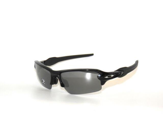 100% laatu hinta alennettu paras myynti Oakley Sunglasses Flak 2.0 A 9271-07 Polished Black Iridium Polarized  Clearance