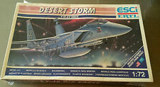 ESCI ERTL 9118 - 1/72 DESERT STORM F-15 A/C EAGLE - NUOVO
