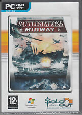 Battlestations Midway PC Brand New Sealed Fast Shipping Naval Combat Battle Game