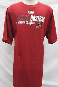 Arizona-Diamondbacks-Men-Big-amp-Tall-3XL-6XL-Fan-Favorite-T-Shirt-MLB-Red