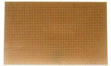 Lochraster, Kupferplatine, verzinnt, 3mm; Punkte