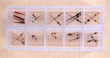 Puntatore Depot-lancetta dei secondi-per bracciale e orologi da tasca/ZD n. sek-1